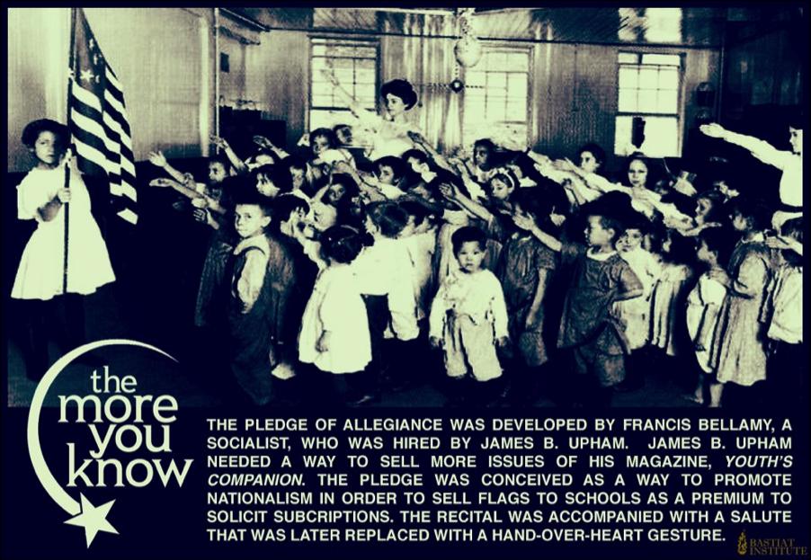 allegiance essay god pledge should taken